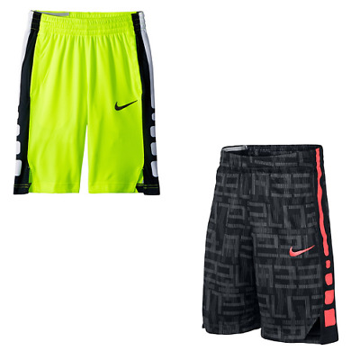 Brand NEW - Nike Boy's Dry Elite Basketball Shorts - Pick Size & Color MSRP $32