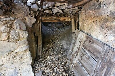 NEW MEXICO GOLD Mining Claim Copper Silver Gem Historic Lode Mine Cabin  Tailings