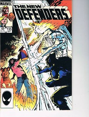 The New Defenders 135 NM- 9.2