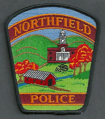 Northfield Vermont Police Patch
