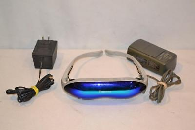 Sony Glasstron PLM-A35 Personal LCD Monitor Audio Video Glasses