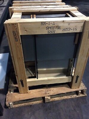 Atlas Metal Industries Rm-1A Drop-In Cold Food Pan 1 Well Self-Contained
