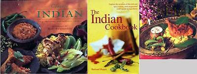 India Indian Cookbooks 3bks Classic Indian - The Indian Cookbook - Best of India