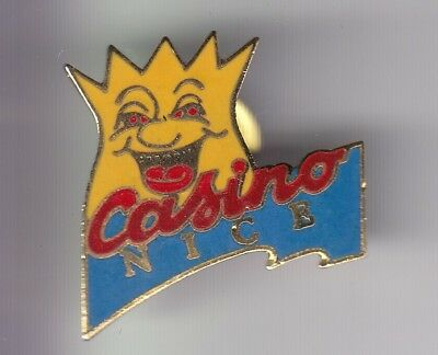 Rare Pins Pin's .. Entreprise Hypermarche Casino Carnaval Carnival Nice 06  ~D2