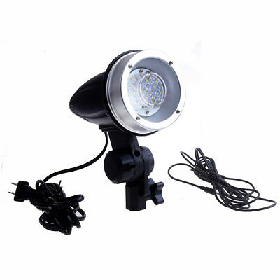 """Neewer 160W Second 5/8"""" Stand Mount Flash Strobe with LED Modeling Light"""