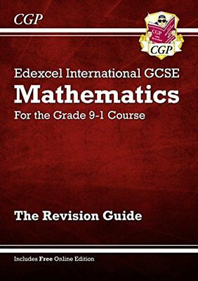 New Edexcel International GCSE Maths Revision Guide - for the Grade 9-1 Cours.
