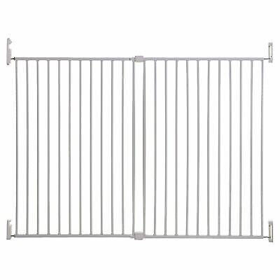 Dreambaby Extra Wide Broadway Baby Stair Gate Screw Fit 76cm - 136cm