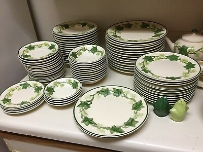 Franciscan Green Ivy Dishes