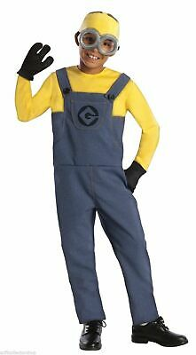 Despicable Me Minion Dave Kids Fancy Dress Up Costume - SMALL ONLY - Last few!