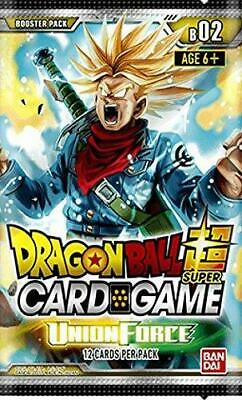 Dragon Ball Super TCG - Union Force Booster Pack - Englisch