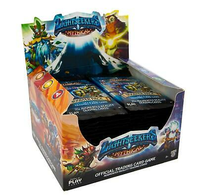 Lightseekers TCG - Mythical Booster Display - Englisch