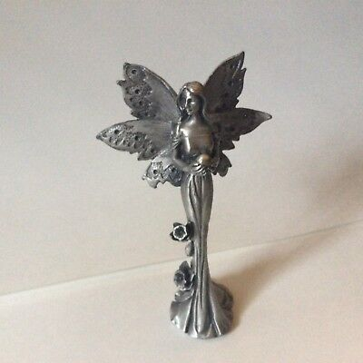 Pewter Fairy 6""