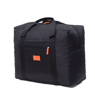 Travel Foldable Luggage Bag Clothes Storage Organizer Carry-On Duffle Bag GA