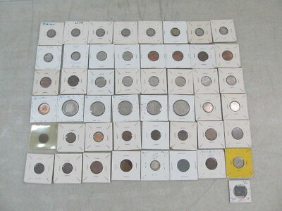 Nystamps Netherlands old coin collection with silver & higher grade XF UNC