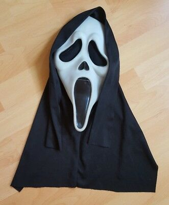 Halloween Scream-Maske