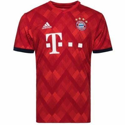 Bayern Munich Home Shirt 18/19
