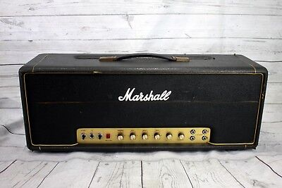 1973 Marshall MKII JMP Super Lead Amp 100 watt Very Good Sounds Awesome  !!!!!!