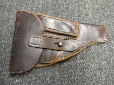 Wwi German Army Holster For Langenhan, M1907 Dreyse, & 1914 Mauser Pistols