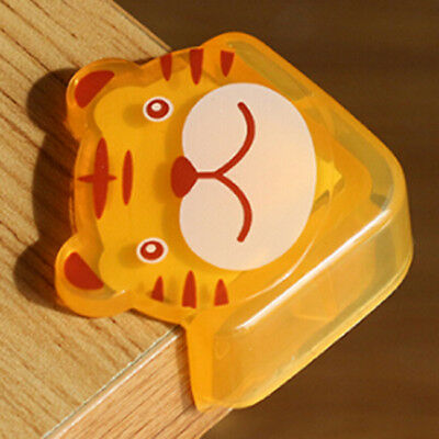4pcs Cute Baby Child Safety Table Desk Corner Protection Cover Edge Protector S