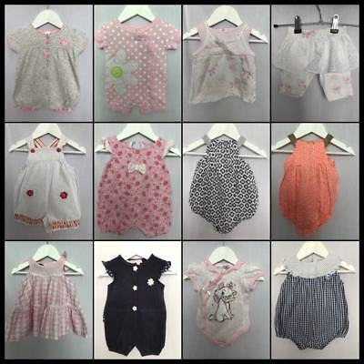 Baby Girls Size 000 Bulk Lot - Max & Tily Disney Baby Ka Boosh Lyndon