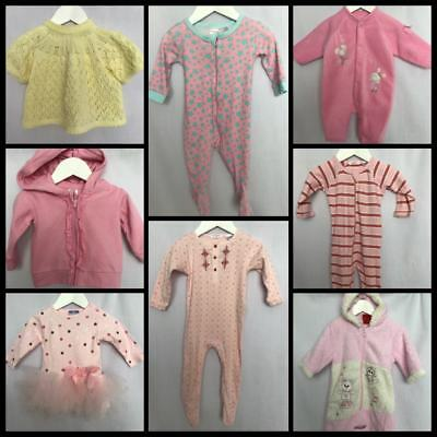 Baby Girls Size 00 Bulk Lot - Marquise Unicorn Pure Baby Tiny Little Wonders