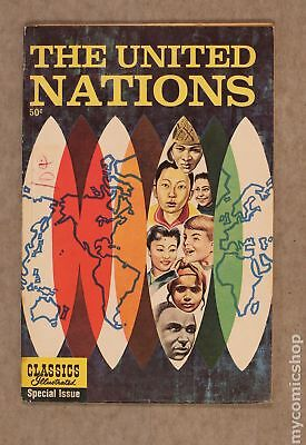 Classics Illustrated Special The United Nations 1964 FR/GD 1.5