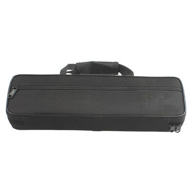 High-Strength Protective Oxford Cloth Flute Case with Shoulder Strap