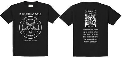 Dimmu Borgir - For All Tid T-shirt,neu (S,M,L,XL,XXL)