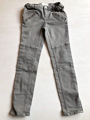 Gorgeous Girls Country Road Biker Jeans Grey Size 7