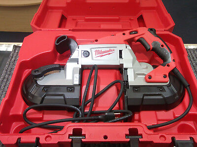 Milwaukee 6232-21 Band Saw Kit NEW! Deep Cut Variable Speed