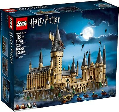 LEGO Harry Potter 71043 Schloss Hogwarts Castle Le château de Poudlard Exclusive