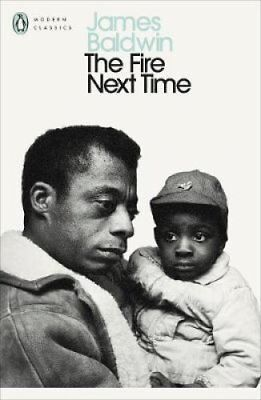 The Fire Next Time by James Baldwin 9780140182750 (Paperback, 1990)
