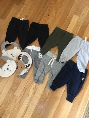 Baby Gap Carters Baby Boy Long Pants Mixed Lot (6-12 Months)