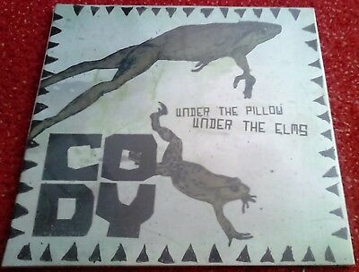 """Cody: Under the Pillow, Under the Elms,`13, Sixteen Holes,Klappcover 10"""" EP, OVP"""