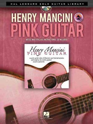 Henry Mancini: Pink Guitar - Guitar Solo by Hal Leonard Corporation (Mixed...