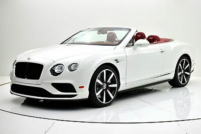 Continental GT -- Untitled, 2016 Bentley Continental GT V8 S Convertible, Executive Demonstrator