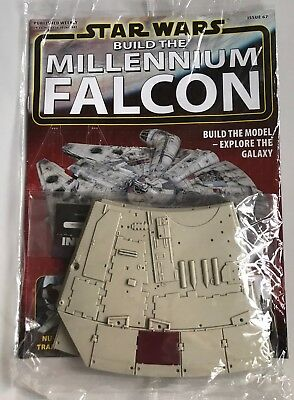 DEAGOSTINI STAR WARS BUILD THE MILLENNIUM FALCON Issue 67 - Upper Hull Part