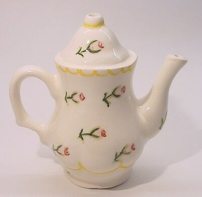 Babbacombe Pottery Pie Bird Funnel Vent  ** Teapot ** Made in ENGLAND