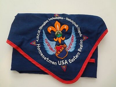 Bsa-Islamic Scout Neckerchief, Eastern Region