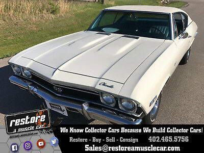 1968 Chevrolet Chevelle SS - 396ci - 4 Speed - Restored 1968 Chevelle SS 396 - 4spd, Numbers Matching, Excellent Condition