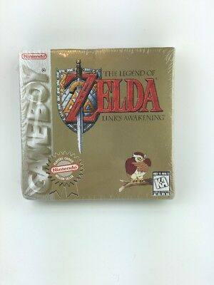 The Legend Of Zelda Link's Awakening - New In Box! FREE PRIORITY MAIL SHIPPING!