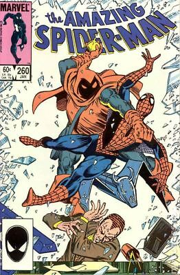 Amazing Spider-Man (1st Series) #260 1985 FN/VF 7.0 Stock Image