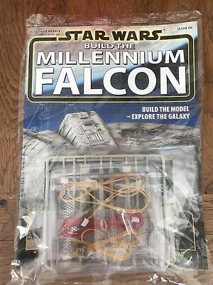 DEAGOSTINI STAR WARS BUILD THE MILLENNIUM FALCON Issue 86 - Mandibles & Wiring