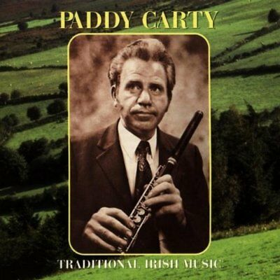 PADDY CARTY - Traditional Irish Music CD Shanachie NEW