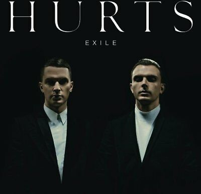 Hurts - Exile - NEW CD Album (SEALED)  Miracle' and 'Blind'  (SENT SAME DAY)