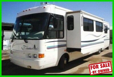 1998 National Tradewinds M-7370 Class A Diesel Motorhome 2 A/C's 1 Slide Out