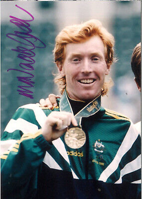 Olympiasieger 1996: Mark Woodford AUS