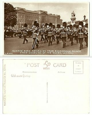 GB 353 - London - Guards' Band Returning from Buckingham Palace, ungelaufen