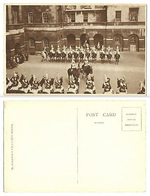GB 356 - Changing the Guard, Whitehall, London, ungelaufen