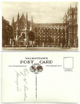 GB G269 - London - Westminster Abbey, ungelaufen